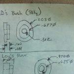 Steering rack: IMG_6022