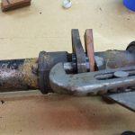 Steering rack: IMG_6102